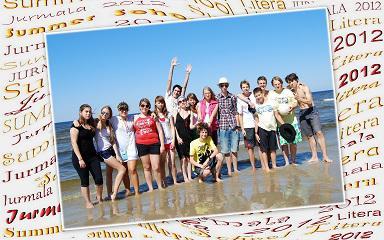 языковой лагерь на море