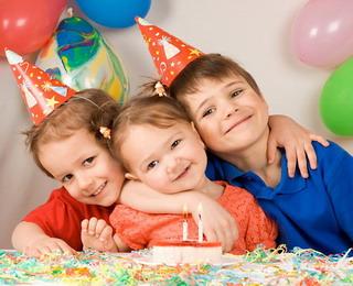 где отпраздновать день рождение ребенка