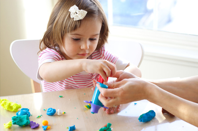 творческие занятия для детей