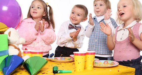 Где отпраздновать детский день рождения в Риге