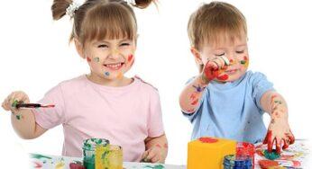 Детский развивающий центр в Риге