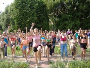 танцевальный лагерь в Латвии