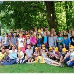 Летний языковой лагерь у моря 2016