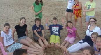 Bērnu vasaras nometne pie jūras 2020