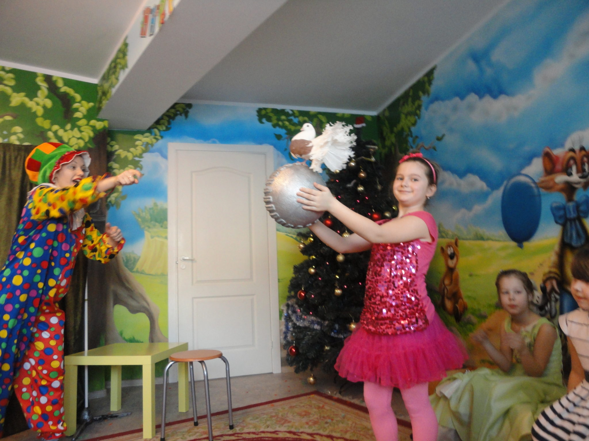 детский праздник в Юрмале