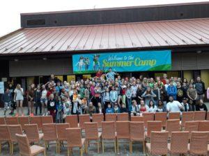 Angļu valodas nometne bērniem un pusaudžiem Igaunijā