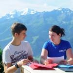 детские лагеря в горах