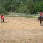 zirgu nometne Latvija