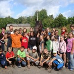zirgu jasanas sporta nometne