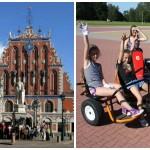 лагерь английского языка в Латвии