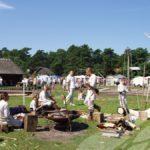школьная экскурсия по Латвии