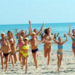 танцевальный лагерь на море 2017