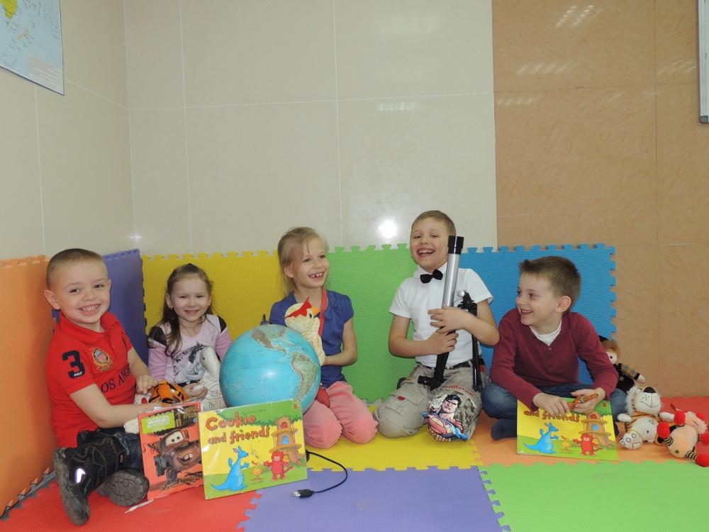 курсы английского и латышского языков для детей в Юрмале