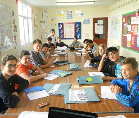 англия - языковой лагерь