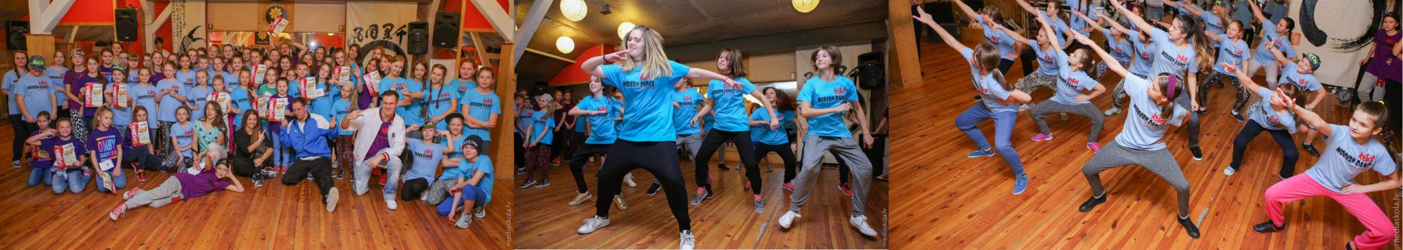 танцевальный лагерь на море 2016