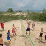 лагерь в Болгарии