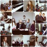 дневной музыкальный лагерь для детей в Риге