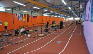 Алитуская спортивная база в Литве