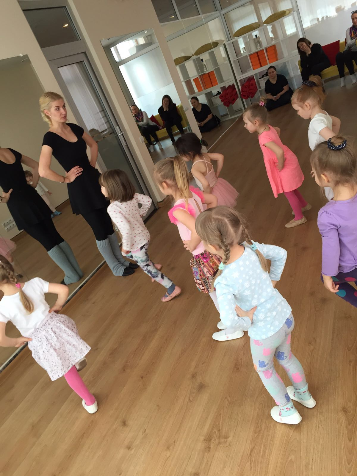 Balets bērniem Rīgā