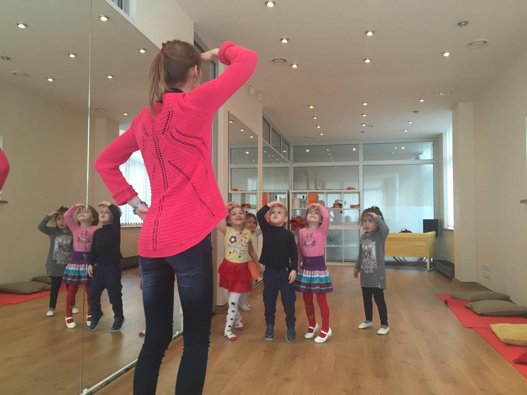 Театральная студия для детей в Риге