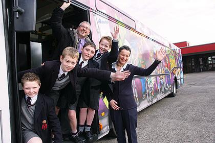 Туры для школьных групп за рубеж