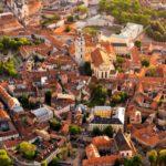 экскурсия в старом городе Вильнюса