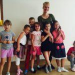 Английско-творческий лагерь Риге на осенних каникулах