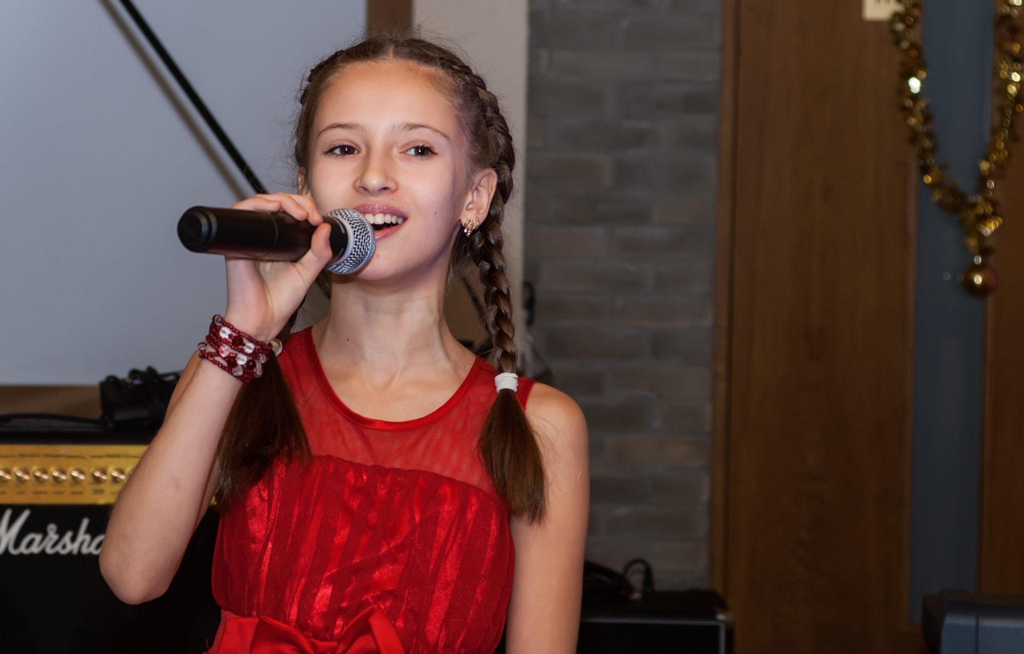 вокал для детей в Риге