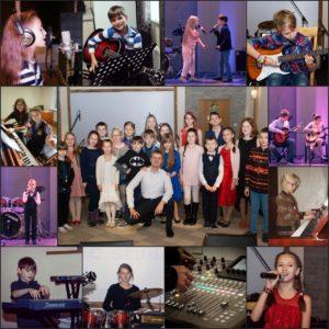 Музыкальный дневной лагерь для детей и подростков в Риге 2017