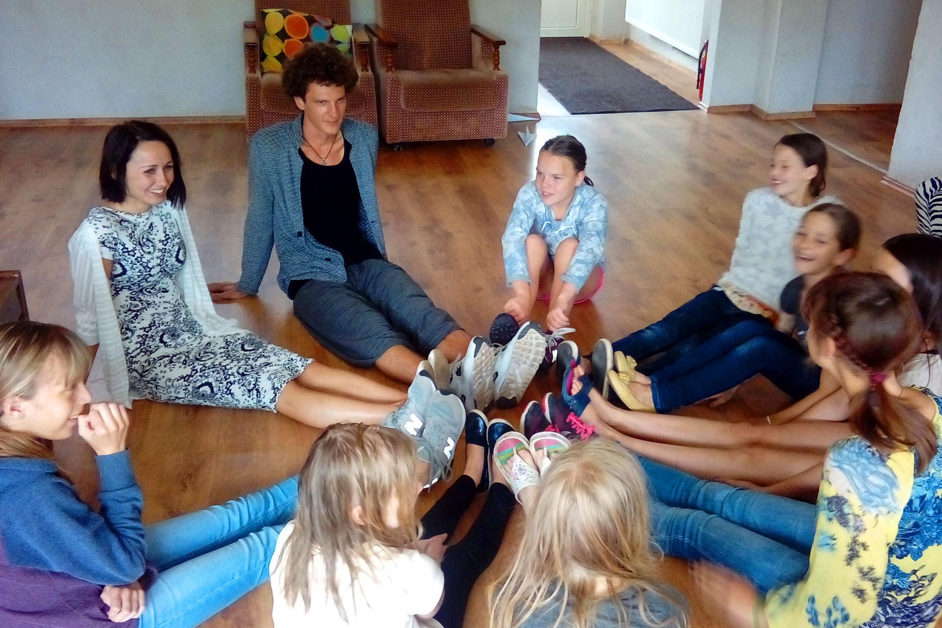 Дневной Медиа-лагерь для подростков в Риге