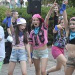 Танцевальный хип — хоп лагерь на море 2017