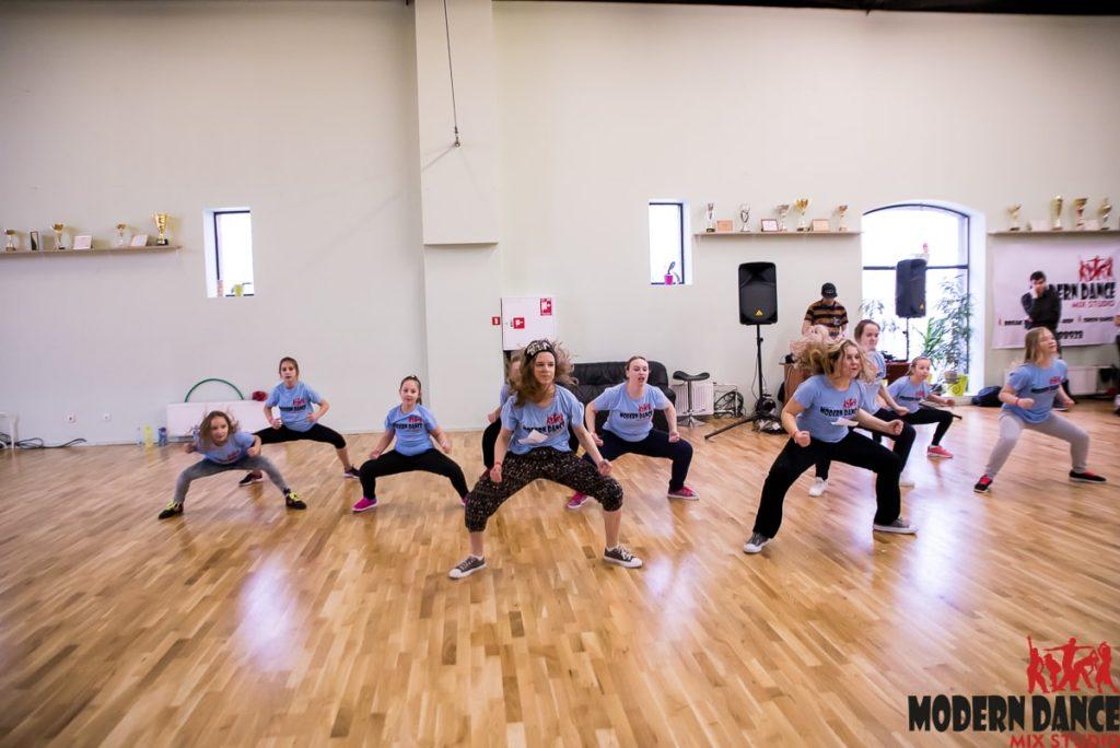 танцевальный лагерь 2017