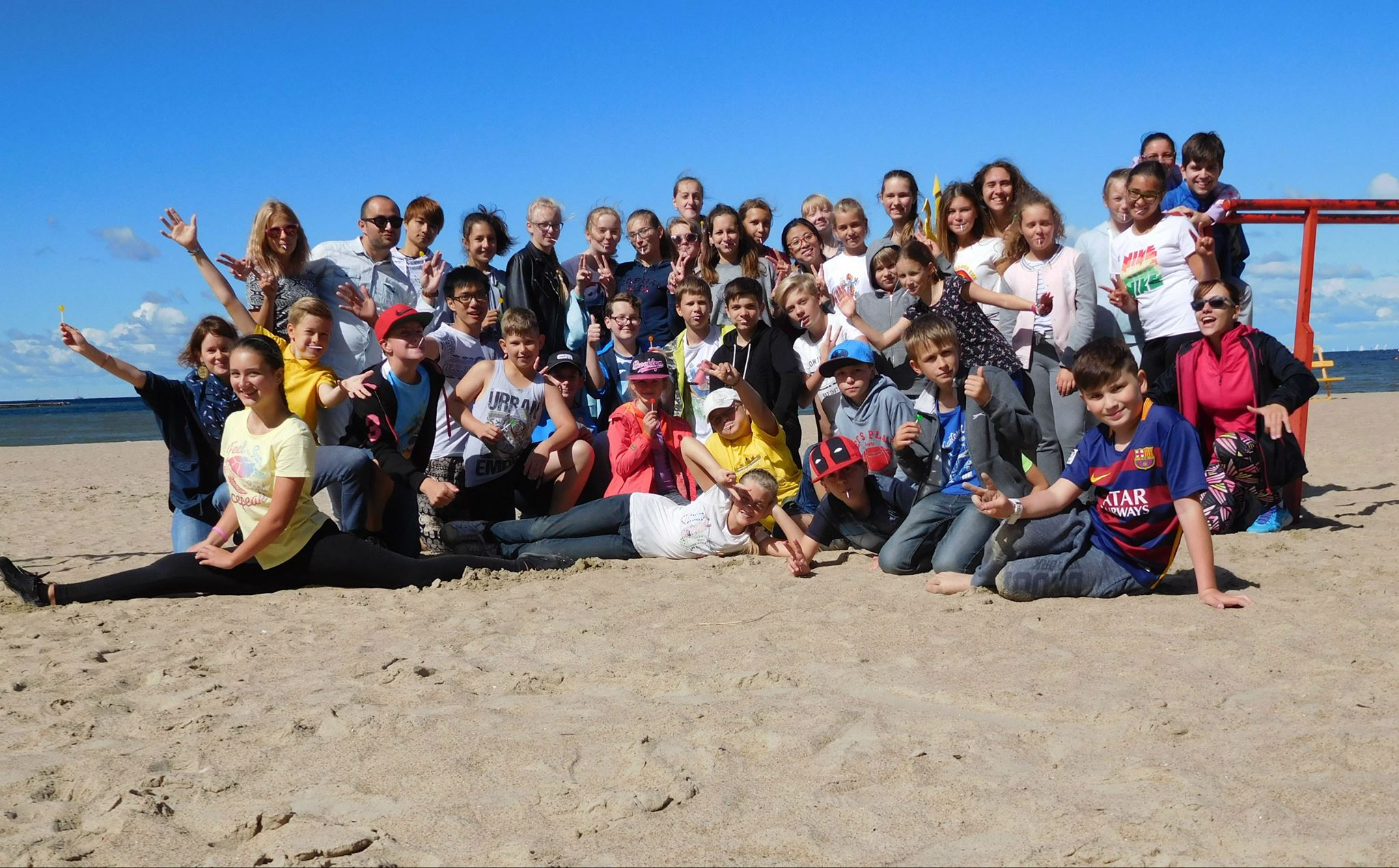 Языковой лагерь  для детей и подростков