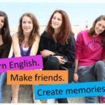 Международный лагерь английского языка в Англии