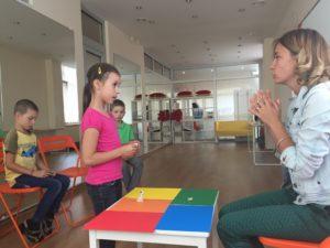 Дневной английский лагерь в Риге