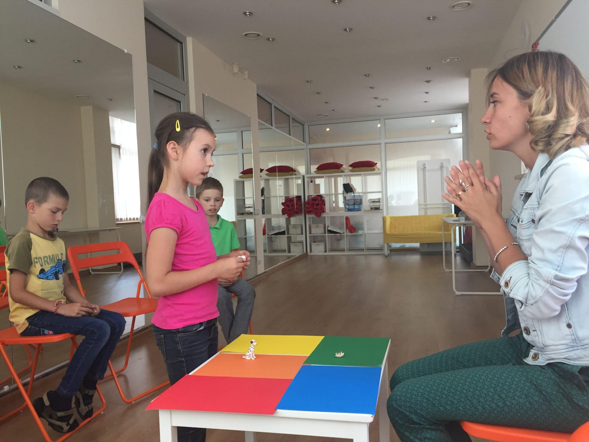 Angļu valodas vasaras dienas nometne Rīgā 2017
