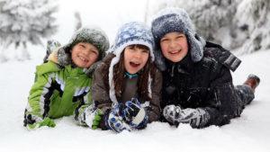 языковой лагерь на зимних каникулах 2018