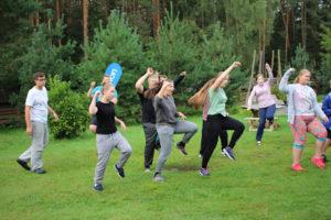 «CAMP TEENSHAPERS» HOLISTIC WEIGHT-LOSS PROGRAM FOR TEENS