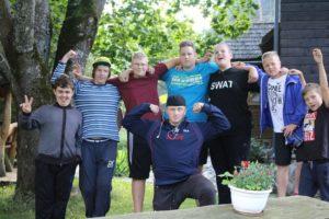 Подростковый лагерь 2020 для похудения