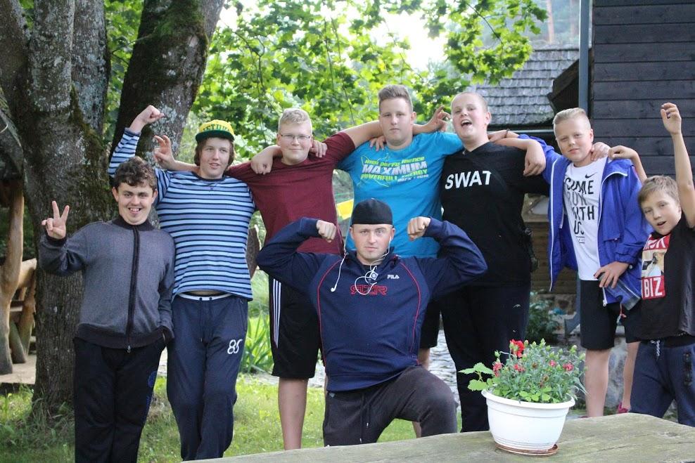 Подростковый лагерь 2019 для похудения