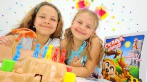 Занятие для детей от 4 до 9 лет в Риге