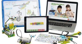 Конструирование и программирование роботов со студией Robolego в Риге