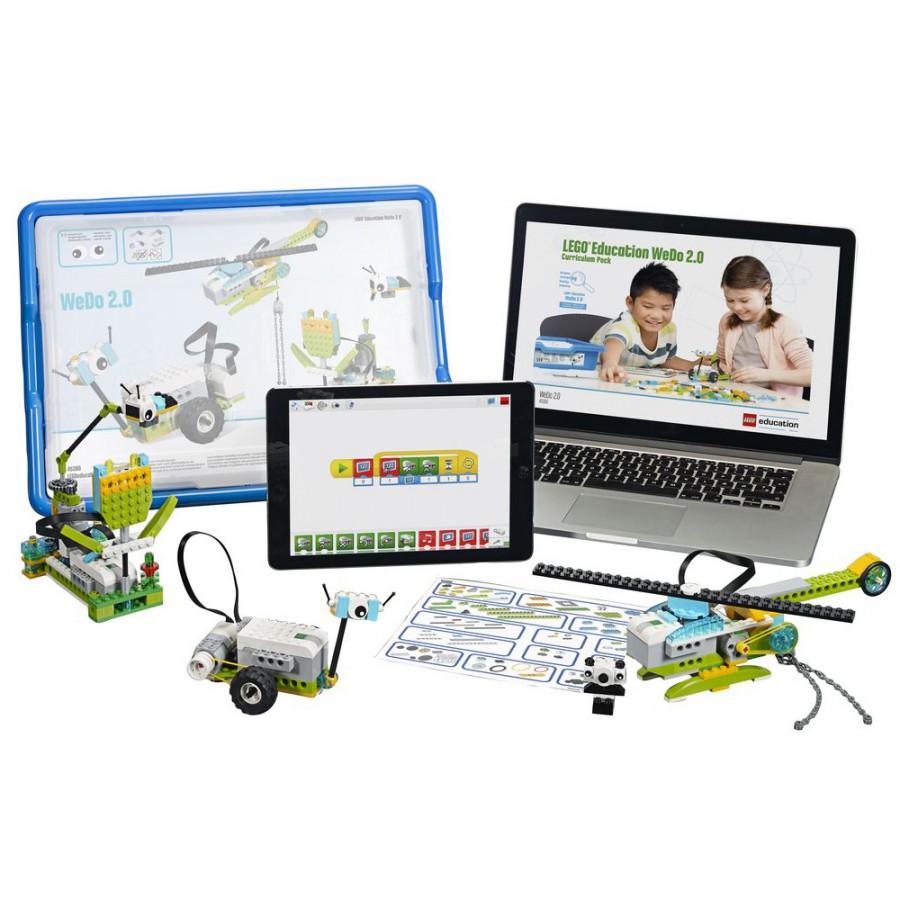 конструировани и программирование для детей в Риге