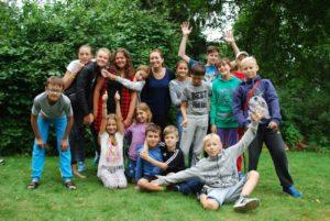 Весенний лагерь для детей на море в Латвии 2018