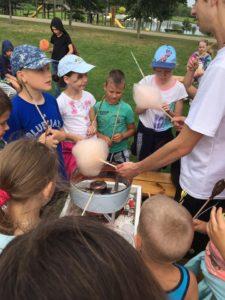 детский летний лагерь отдыха в Пурвциемсе