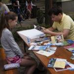 лагерь для детей с немецким