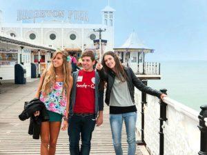 Языковый лагерь для подростков Англии