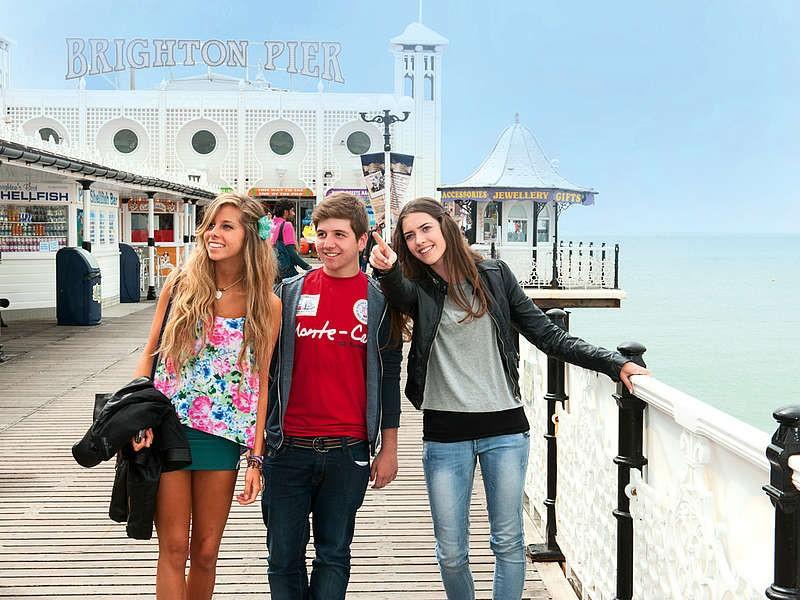 языковой лагерь для подростков в Англии