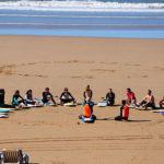 Летний детский серф-лагерь на Лансароте