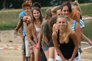 подростковый лагерь